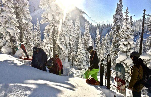 AST 1 Avalanche Skills Training