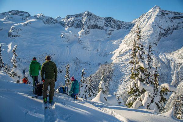 Fernie Ski Guide Backcountry ski touring