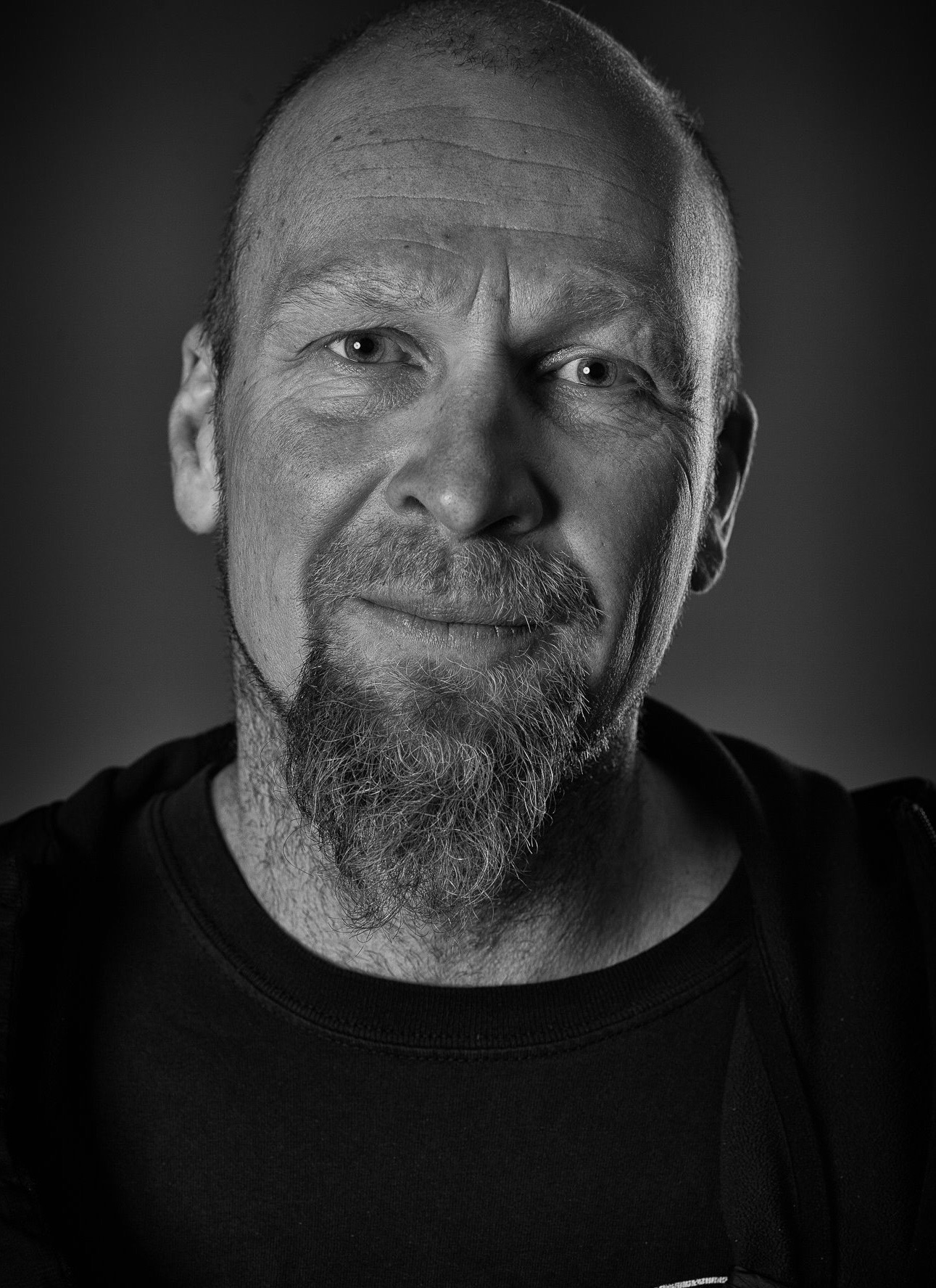 Portrait of ski guide Steve Kloepzig